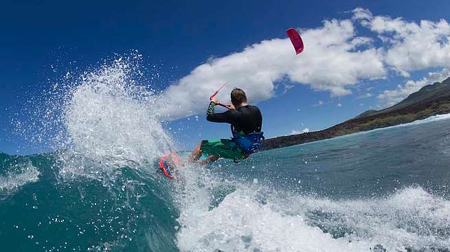 Maui, Hawaii, Watersports Training, Events, Kiteboarding, Reisen, Erleben